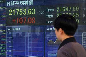 Cổ phiếu châu Á bừng sắc xanh sau khi Mỹ - Trung tạm 'đình chiến' thương mại