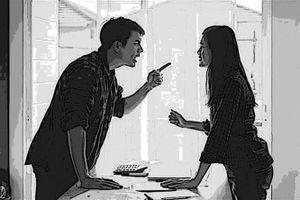 Có lẽ cái sự không hạnh phúc của ba mẹ như ba từng tâm sự nó khó nói, khó nhận ra!