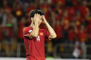 Vì sao không có cầu thủ HAGL nào đá chính trận gặp Philippines?