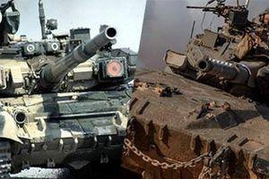 T-90 yếu đuối trước Merkava Mark IV trong bảng xếp hạng Mỹ