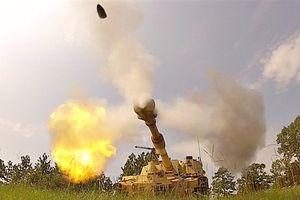 Mỹ trang bị đạn bội siêu thanh cho pháo tự hành