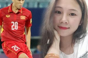 Bất ngờ về bạn gái xinh đẹp yêu 4 năm của trung vệ Đình Trọng