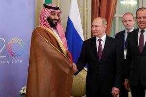 Nga - Ả Rập Saudi 'bật đèn xanh' giảm sản lượng dầu