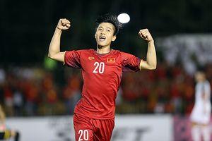 Philippines- Việt Nam (1-2): Song Đức tỏa sáng, Việt Nam tràn trề hy vọng tới trận chung kết
