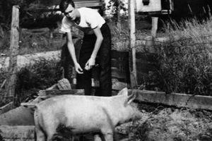 Thời trẻ của Tổng thống Mỹ George H.W. Bush qua ảnh