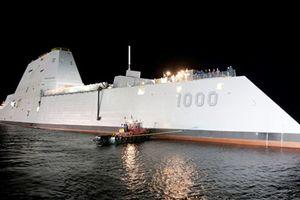 Vì sao khu trục hạm DDG-1000 của Mỹ không có đạn pháo để bắn?
