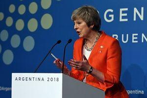 Brexit: Trước kỳ bỏ phiếu, Thủ tướng Anh khẳng định các nước phương Tây sẵn sàng ký thỏa thuận thương mại