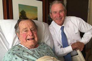 Lời cuối cùng của ông Bush 'cha'