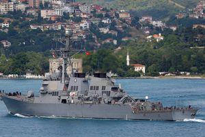 Ukraine kêu gọi châu Âu tăng hải quân tại biển Đen để ngăn chặn Nga