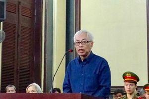 Vụ án Trần Phương Bình và đồng phạm: Nguyên Tổng giám đốc DAB xin lỗi thuộc cấp