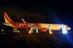 Vụ máy bay Vietjet bị rơi lốp: Vẫn chưa tìm ra nguyên nhân