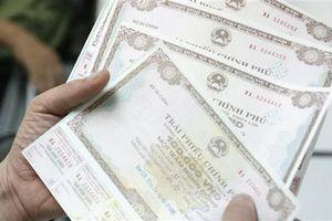 Thêm hơn 10 nghìn tỷ đồng trái phiếu chính phủ được huy động trong tháng 11