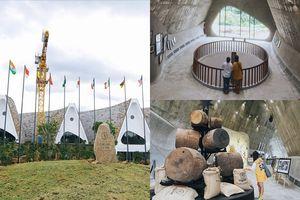Bảo tàng thế giới cà phê tuyệt đẹp tọa lạc tại Tây Nguyên: Điểm check-in cực chất cho giới trẻ