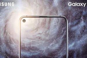 Smartphone màn hình nốt ruồi đầu tiên sẽ gọi tên Galaxy A8s?