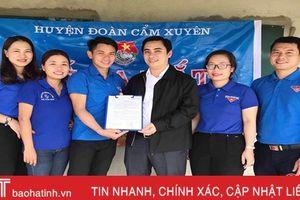 Tuổi trẻ Hà Tĩnh 'tiếp lửa' khởi nghiệp