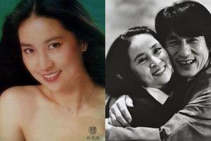 Người vợ làm gái nhảy của Thành Long: 36 năm ngậm đắng nuốt cay, chấp nhận nhìn chồng gái gú
