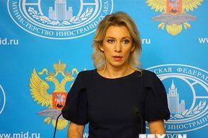 Nga bác cáo buộc có ý định xâm chiếm các thành phố của Ukraine