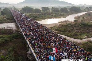 Mỹ và Mexico cam kết giải quyết thách thức chung về vấn đề di cư