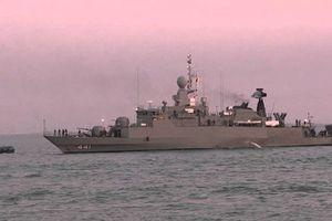 Tàu hải quân Thái Lan tới Phú Quốc, bắt đầu thăm hữu nghị Việt Nam