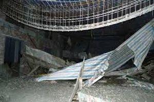 Sập sàn công trình đang đổ bê tông tại Hạ Long, 2 công nhân tử vong