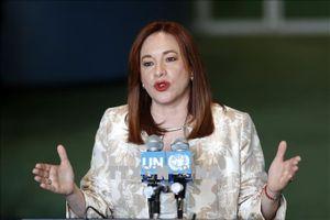 Liên hợp quốc khẳng định mục tiêu hàng đầu kiềm chế biến đổi khí hậu
