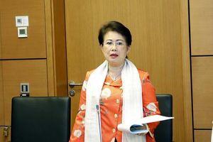 Điều động bà Phan Thị Mỹ Thanh công tác tại UBMT Tổ quốc Việt Nam tỉnh Đồng Nai
