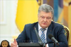 Tổng thống Ukraine trình Quốc hội dự luật chấm dứt Hiệp ước Hữu nghị với Nga