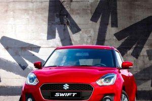 Ảnh chi tiết Suzuki Swift 2018 vừa trở lại Việt Nam