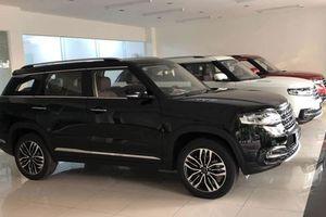 BAIC Q7 - SUV Trung Quốc thiết kế như Range Rover ra đại lý, giá dự kiến hơn 600 triệu đồng