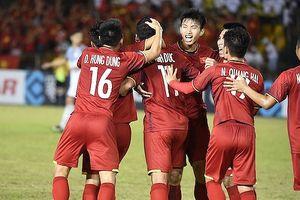 5 điều đáng chú ý từ trận thắng của đội tuyển Việt Nam trước Philippines