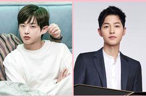 Sao 'Hậu duệ mặt trời' Kim Min Suk nhập ngũ, Song Joong Ki làm MC tại MAMA 2018 ở Hồng Kông