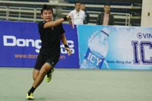 Lý Hoàng Nam giành cú đúp HCV Quần vợt Đại hội Thể thao toàn quốc