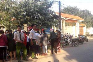 Thanh Hóa: Bàng hoàng phát hiện thi thể bé sơ sinh gần cổng trường cấp 3
