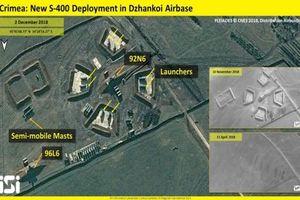 Nga điều 'rồng lửa' S-400 tới 'sát vách' Ukraine