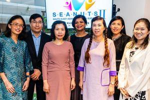 FrieslandCampina thực hiện khảo sát dinh dưỡng quy mô trên 18.000 trẻ em Đông Nam Á