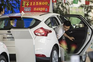 Ông Trump tuyên bố Trung Quốc giảm, xóa thuế quan cho xe hơi Mỹ