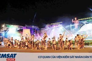 Festival văn hóa cồng chiêng Tây Nguyên: Rực rỡ sắc màu