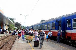Đường sắt Sài Gòn tổ chức thêm 32 đoàn tàu phục vụ Tết Dương lịch 2019