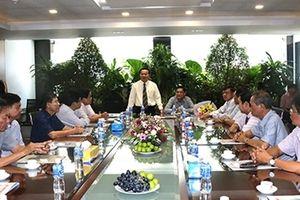Lãnh đạo tỉnh Bến Tre thăm & làm việc với Tập đoàn Sao Mai mời gọi đầu tư về NLMT
