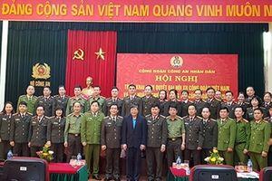 Công đoàn CAND triển khai Nghị quyết Đại hội XII