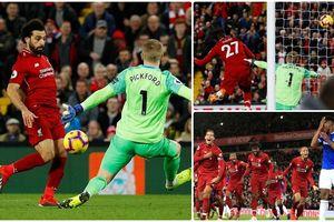 Toàn cảnh Liverpool 1-0 Everton: 'Người hùng' Divock Origi