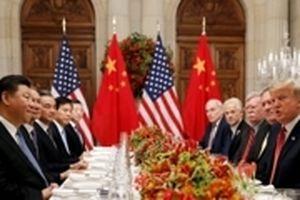 Tạm ngưng tăng thuế, quan hệ thương mại Mỹ-Trung chưa hết căng?