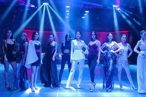 Minh Tú ghi điểm vì trình diễn xuất thần ở bán kết Miss Supranational