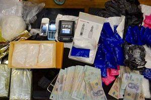 Vừa ra tù, 'nữ quái' lại vận chuyển ma túy từ Lào về Nghệ An