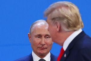 Ông Putin nói về 'nỗi sợ' của ông Trump khi hủy gặp vào phút chót