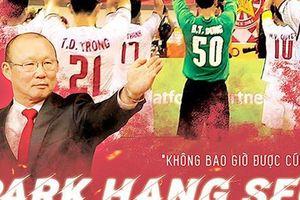 Park Hang Seo - Người truyền lửa: Bộ phim tài liệu đặc biệt tiết lộ những câu chuyện chưa từng được kể về thầy trò đội tuyển bóng đá Việt Nam