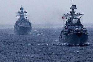 Hạm đội Biển Đen Nga tiếp nhận 4 tàu chiến mới
