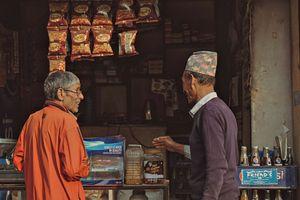 Nhịp sống thường nhật của người dân khu ổ chuột ở Nepal