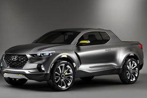 Bán tải của Hyundai sẽ ra mắt vào năm 2020, giá dưới 20.000 USD
