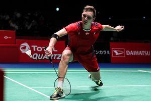 Cựu tay vợt số 1 thế giới Axelsen bị cấm khoác áo tuyển quốc gia